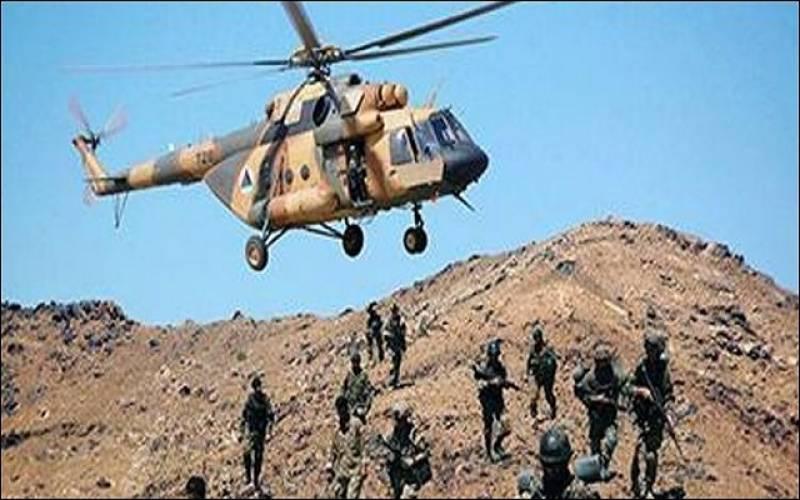 افغان فورسز کا ملک بھر میں آپریشن، 67 شرپسند ہلاک