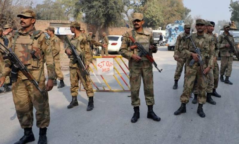 پنجاب میں 9 اور 10 محرم الحرام کو رینجرز اور فوج طلب