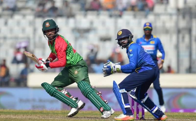 ایشیا کپ : بنگلہ دیش کا مشفیق الرحیم کی شاندار سنچری کی بدولت سری لنکا کو 262 رنز کا ہدف