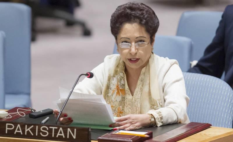 افغانستان میں طویل جنگ کا مذاکرات کے ذریعے خاتمہ ممکن ہے، ملیحہ لودھی