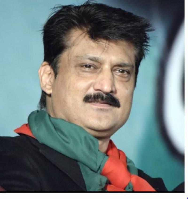 پنجاب سے سینیٹ کی نشست پر تحریک انصاف کے شہزاد وسیم کامیا ب