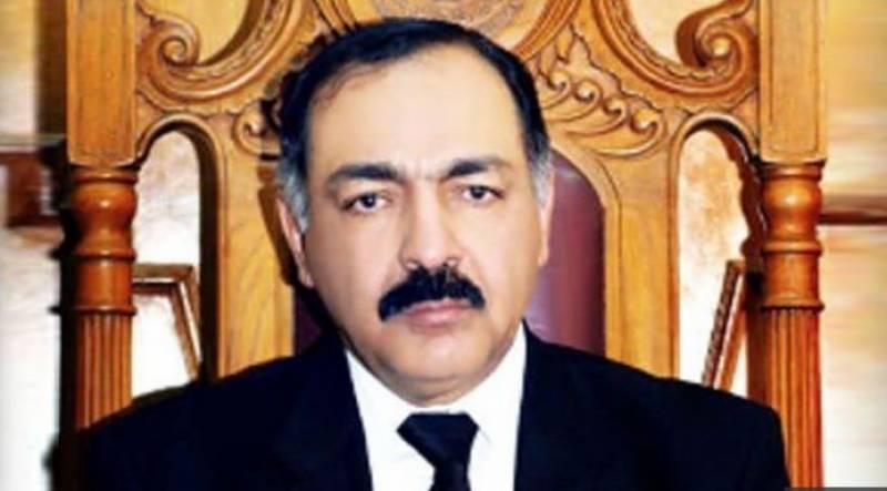 امان اللہ یاسین زئی گورنر بلوچستان مقرر