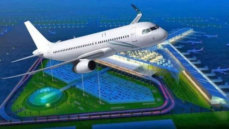 اسلام آباد ایئرپورٹ پر بنکاک سے آنیوالی پرواز حادثے سے بال بال بچ گئی