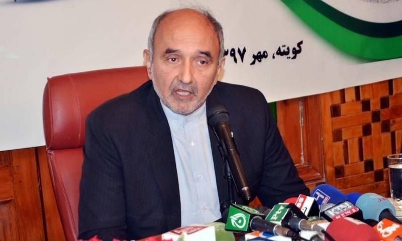 سی پیک میں سعودی عرب کی شمولیت پر کوئی اعتراض نہیں، ایرانی سفیر