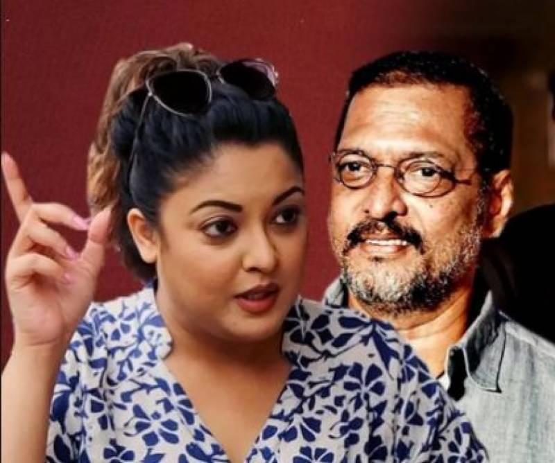جنسی ہراسانی کا الزام،اداکار نانا پاٹیکر کیخلاف تنوشری دتہ کی مدعیت میں مقدمہ درج