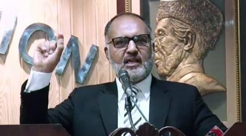 جسٹس شوکت عزیز صدیقی کا اپنی برطرفی سپریم کورٹ میں چیلنج کرنے کا فیصلہ