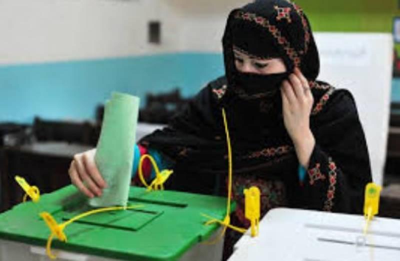 ملک بھر میں ضمنی انتخابات کیلئے پولنگ کا عمل شروع