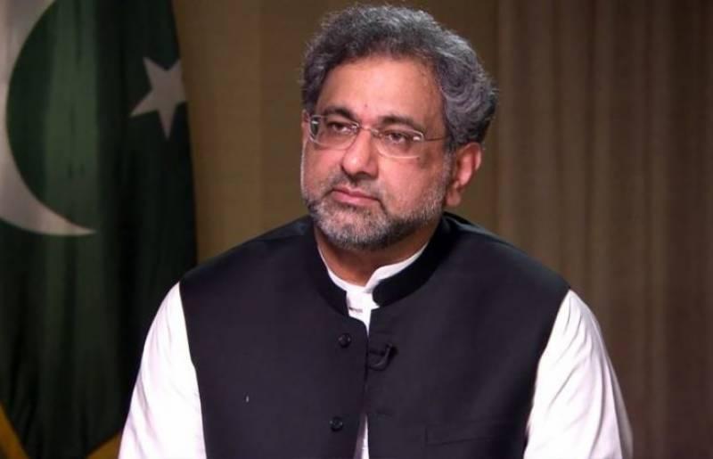 این اے 124 :سابق وزیر اعظم شاہد خاقان عباسی نےکامیابی حاصل کرلی