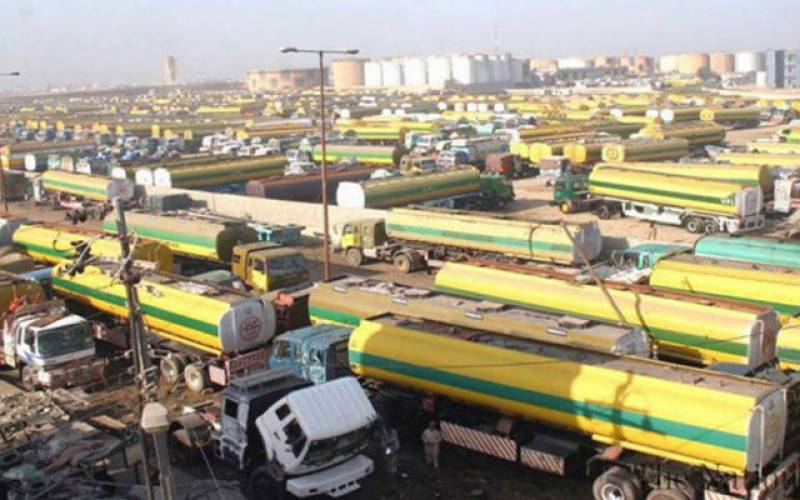 گورنرسندھ سے مذاکرات: آئل ٹینکرز ایسوسی ایشن نے ہڑتال کا اعلان واپس لے لیا