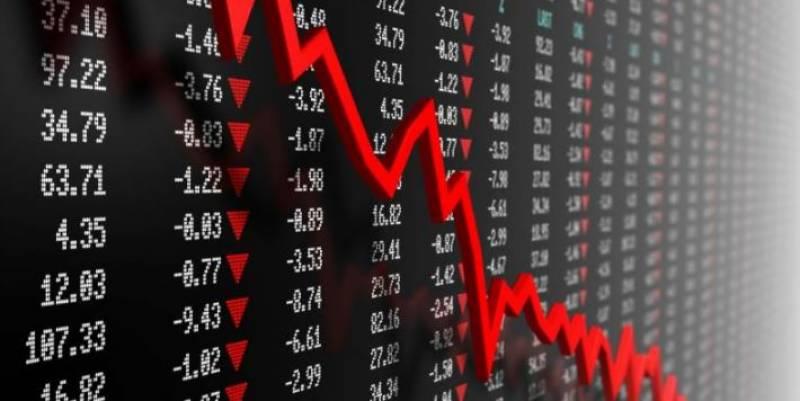 پاکستان سٹاک مارکیٹ میں شدید مندی کا رجحان