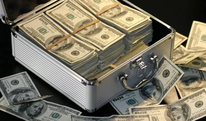 نواز حکومت نے 5 سال میں 44 ارب 95 کروڑڈالرسے زائدقرض لیا