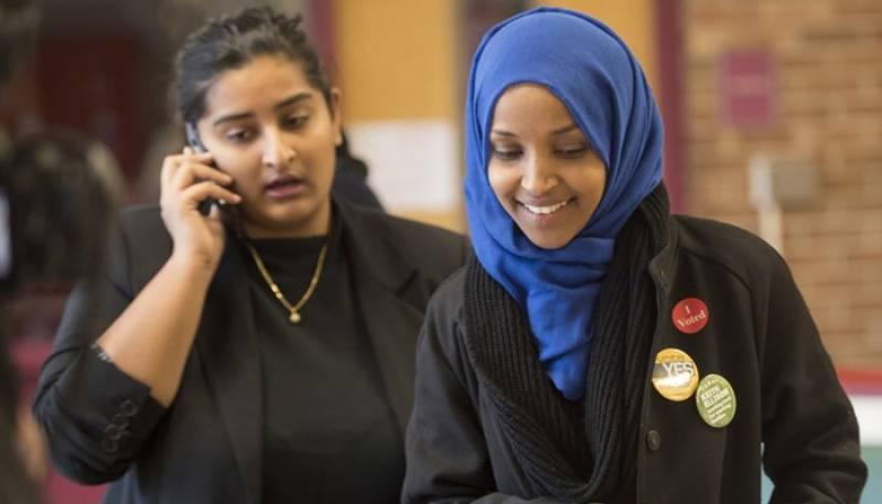 امریکا میں پہلی بار مسلم خواتین کانگریس کے لئے منتخب