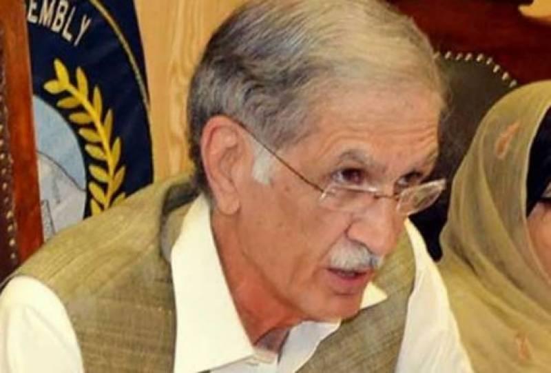 انتخابات میں مبینہ دھاندلی، پرویز خٹک کو کمیٹی کا سربراہ بنا دیا گیا