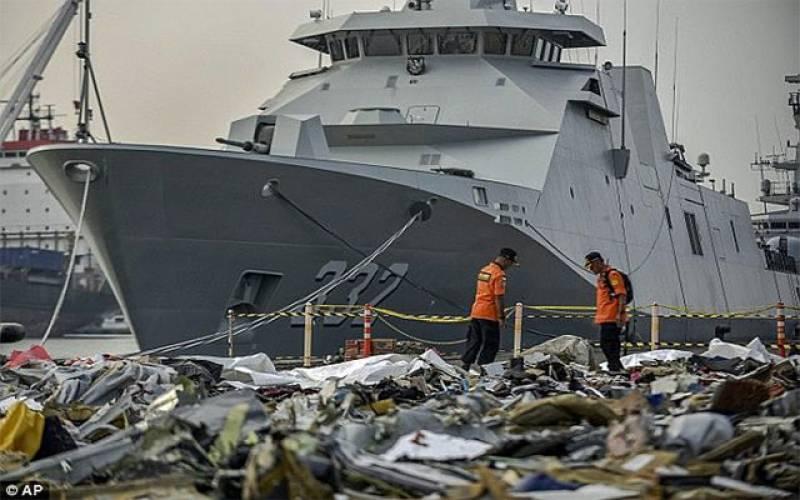 انڈونیشیئن طیارہ تکنیکی خرابی کی وجہ سے حادثے کا شکار ہوا