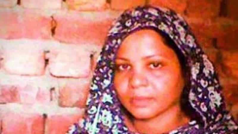 مسیحی خاتون آسیہ بی بی کو ملتان جیل سے رہا کردیا گیا