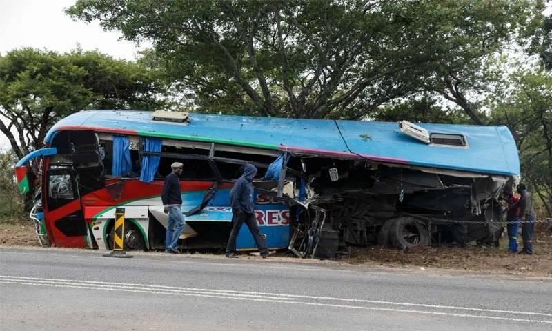 زمبابوے:ہولناک حادثے میں47 افراد ہلاک