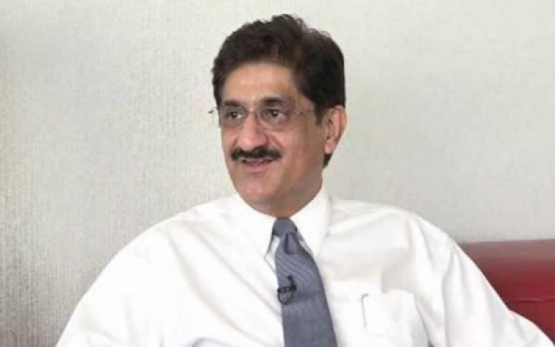 وزیراعلیٰ سندھ مراد علی شاہ بھی کفایت شعاری کی مہم پر نکل پڑ ے