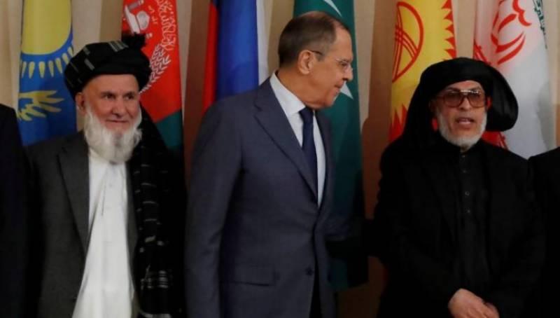 ماسکو کانفرنس طالبان کا امریکی فوجیوں کے افغانستان سے انخلا کا مطالبہ