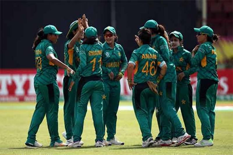ویمن ورلڈ ٹی 20: پاکستان نے آئرلینڈ کو ہرا کر پہلی فتح حاصل کر لی