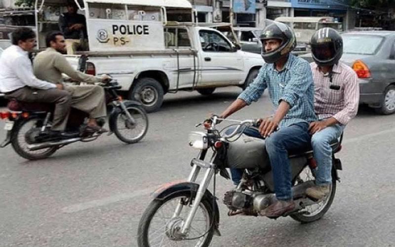 سندھ بھر میں 20 ربیع الاول تک دفعہ 144 نافذ، ڈبل سواری پر بھی پابندی عائد