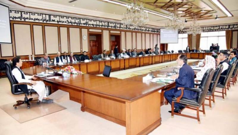 وزیراعظم عمران خان نے وفاقی کابینہ کا اجلاس طلب کر لیا