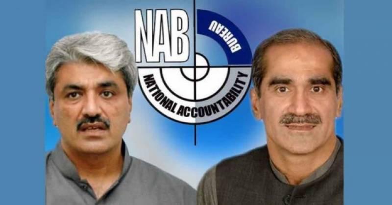 خواجہ سعد اور سلمان رفیق کو گرفتار کر لیا گیا