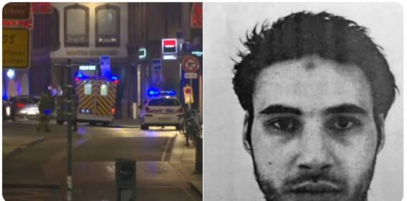 فرانس :اسٹراس برگ میں کرسمس بازار میں فائرنگ سے 3افرادہلاک،10زخمی