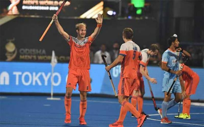 ہاکی ورلڈ کپ: ہالینڈ کے ہاتھوں شکست، بھارت بھی ٹورنامنٹ سے باہر