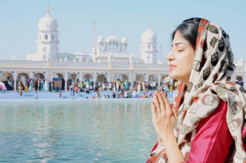 بھارتی تامل فلموں کی اداکارہ پونم کور نے پاکستانیوں کے دل جیت لیے