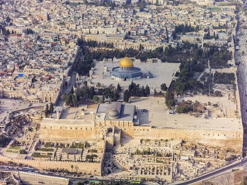 آسٹریلیا نے بھی یروشلم کو اسرائیل کا دارالحکومت تسلیم کر لیا