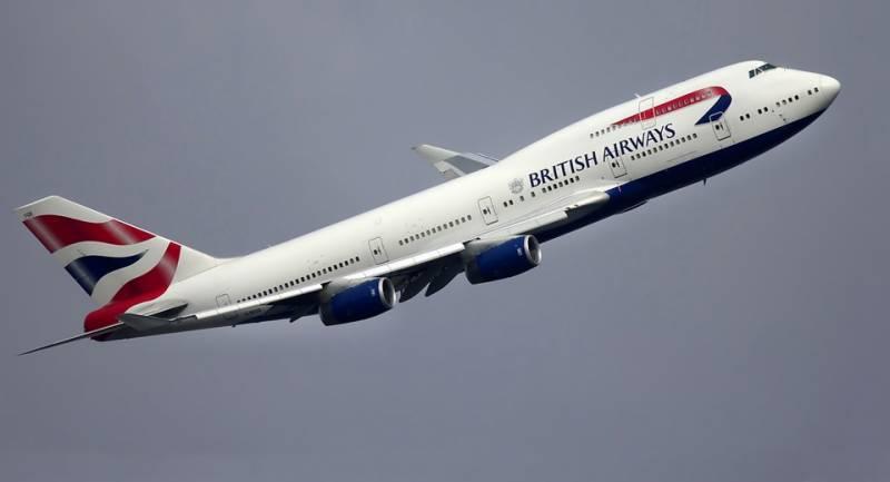 برٹش ایئرویز کا پاکستان کیلئے پروازیں بحال کرنے کا اعلان