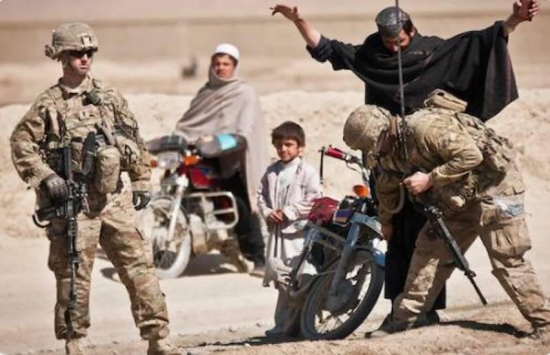 امریکہ کا افغانستان سے آدھی فوج نکالنے کا اعلان