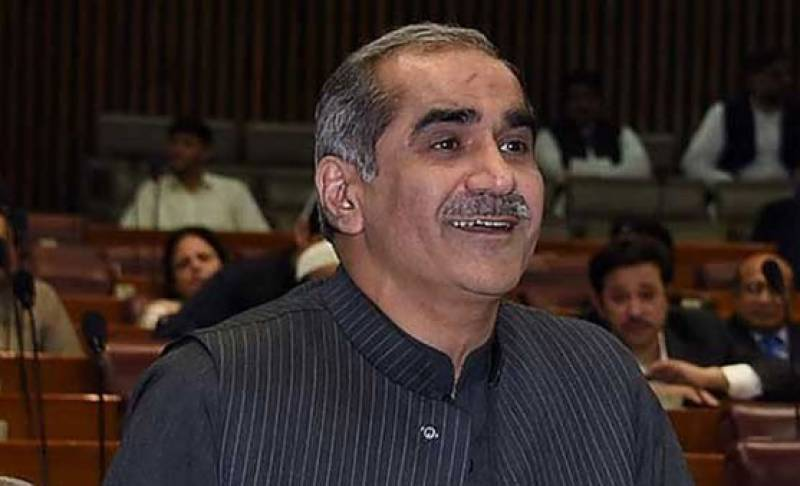 معاملات کو متوازن کرنے کیلئے حکومتی لوگوں کو گرفتار کیا جائے گا، سعد رفیق