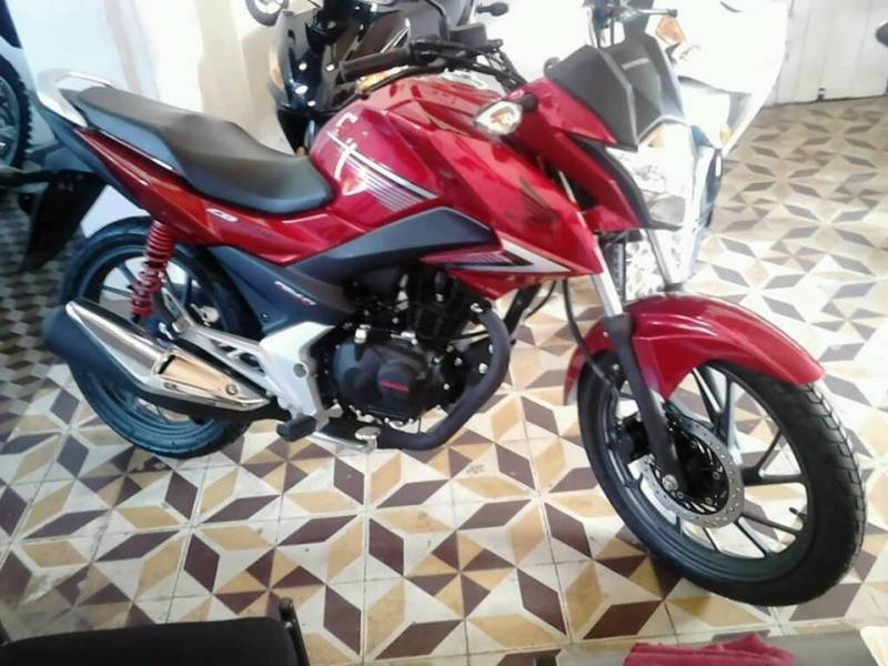 ہنڈا نے اپنا نیا موٹرسائیکل ماڈل سی بی 125 ایف پاکستان میں متعارف کروادیا