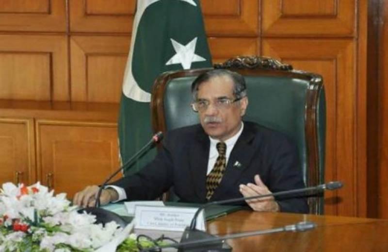 پنجاب حکومت کی نااہلی کو تحریری حکم کا حصہ بنا رہے ہیں:چیف جسٹس