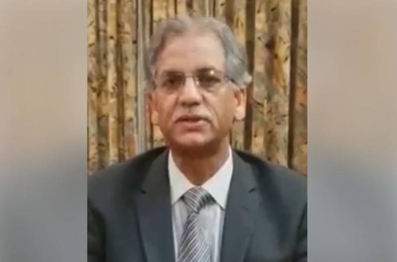 مسلم لیگ ن میں کوئی بغاوت نہیں ، ڈاکٹر مظفر شیخ