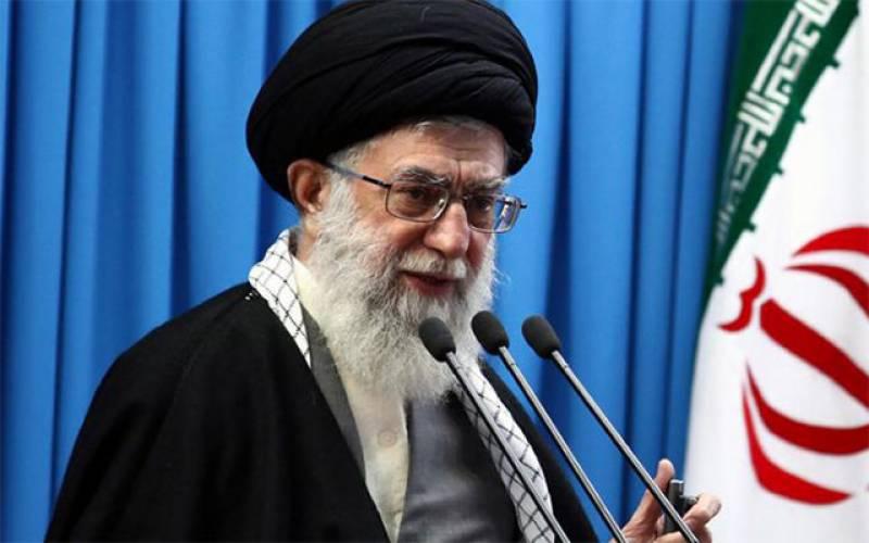 ایرانی سپریم لیڈر خامنائی نے امریکی حکام کو فرسٹ کلاس ایڈیٹس قرار دے دیا