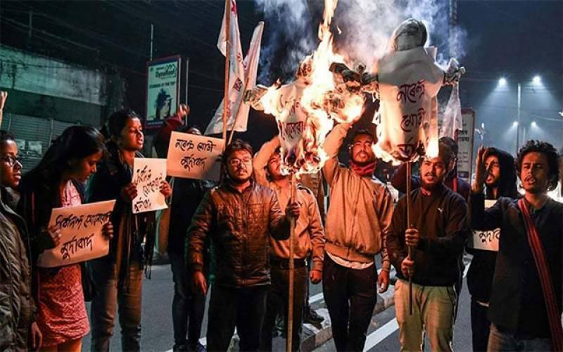 نریندر مودی کی مسلمان دشمنی کا نیا ثبوت سامنے آگیا ، بھارتی مسلمان آگ بگولہ