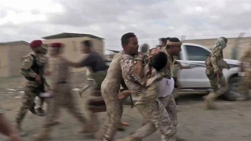 باغیوں کا یمنی فوج کی پریڈ پر ڈرون حملہ، اعلیٰ ملٹری قیادت زخمی