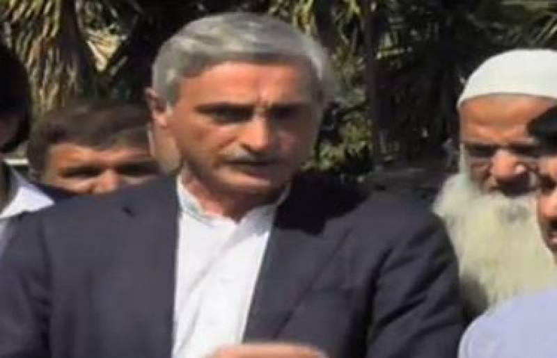 سانحہ ساہیوال ،ذمہ دار پولیس افسران کو سخت سزا ملنی چاہیے:جہانگیر ترین