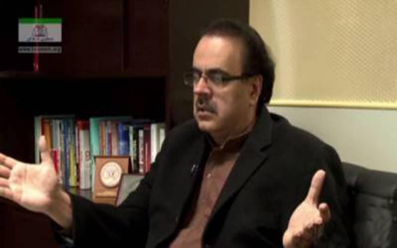 پی ٹی وی بدعنوانی کیس میں ڈاکٹر شاہد مسعود کی ضمانت منظور