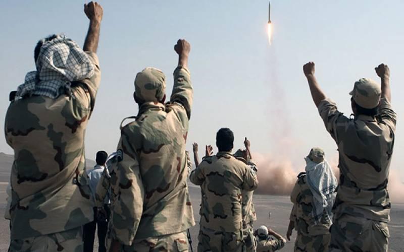 اسرائیل کو صفحہ ہستی سے مٹانے کی پالیسی پر عمل پیرا ہیں :ایرانی بریگیڈئیر