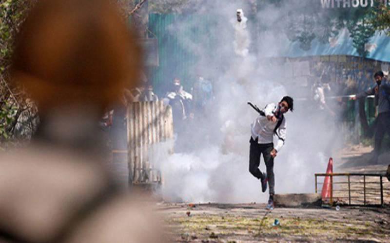 برطانیہ نےمقبوضہ کشمیر میں مظالم کی منظر کشی کا پروگرام منسوخ کرنے کی بھارتی درخواست مسترد کر دی