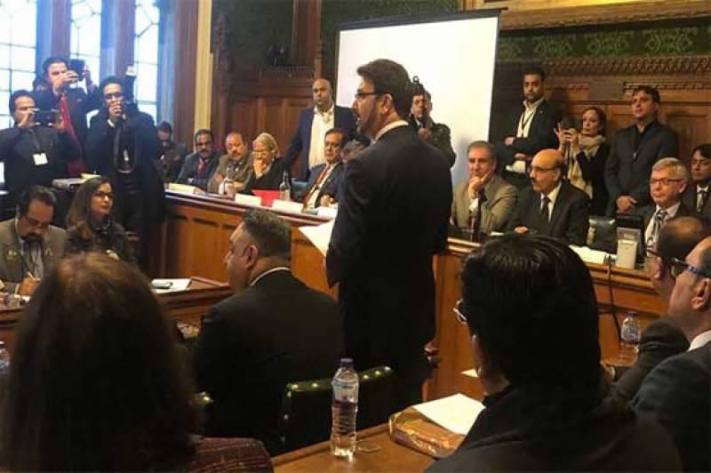 برطانوی پارلیمنٹ میں کشمیر کانفرنس، بھارتی بربریت کیخلاف قرارداد منظور
