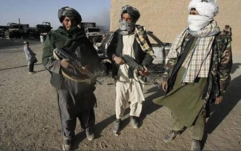 طالبان کا افغان فوجی کیمپ پر حملہ ، 20فوجی ہلاک