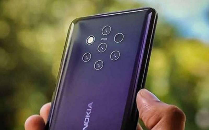 نوکیا نے اپنے نئے موبائل فون میں پانچ لینز متعارف کروانے کا اعلان کر دیا