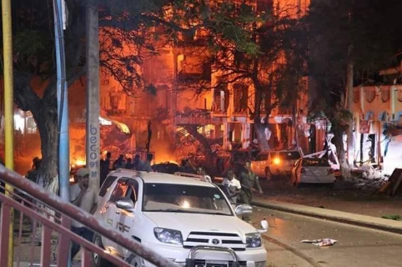 صومالیہ میں دھماکے سے 15 ہلاک، 30 زخمی
