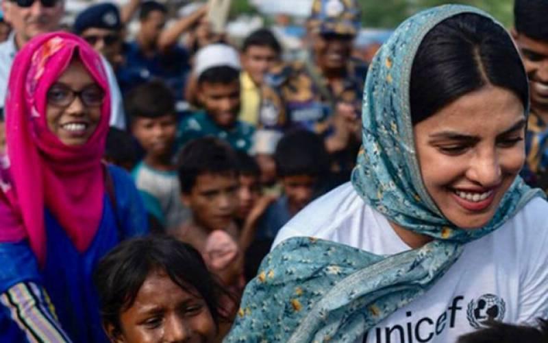 پاک بھارت کشیدگی پر اظہار رائے ،پریانکا چوپڑا تنقید کی زد میں آ گئیں