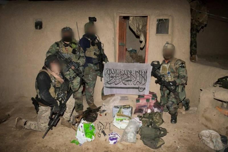 افغان صوبہ قندوز میں آپریشن، 35طالبان ہلاک