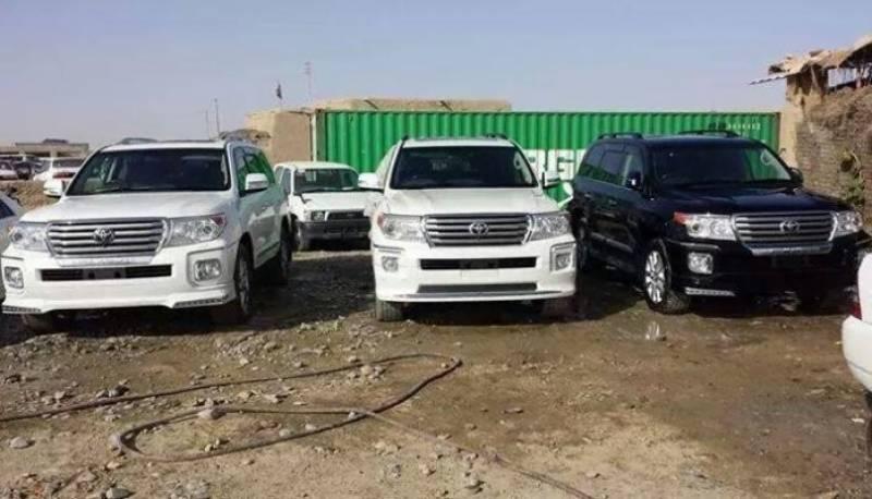 حکومت کا نان کسٹم پیڈ گاڑیوں کے خلاف کریک ڈاؤن کا فیصلہ